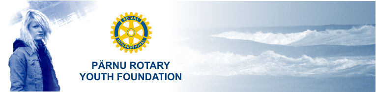 Pärnu Rotary Youth Foundation